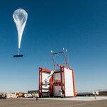 Google Shuts Loon Helium Balloon Project