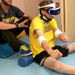 Meet Virtual Reality, Your New Physical Therapist