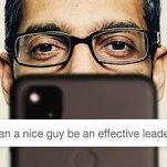 Sundar Pichai Faces Internal Criticism at Google