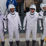 SpaceX's 'Resilience' Lifts 4 Astronauts Into NASA's New Era of Spaceflight
