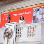 DoorDash Soars in First Day of Trading