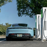 German Automakers Are Charged Up and Ready to Take on Tesla