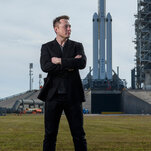 Elon Musk, GameStop and the C.E.O. as Internet Troll