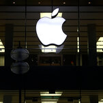 Apple's App Store Draws E.U. Antitrust Charge
