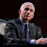 No, Fauci is not profiting from a coming book on lessons he's learned from his public service.