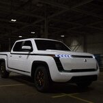 In an about-face, Lordstown Motors says it will start production in September.